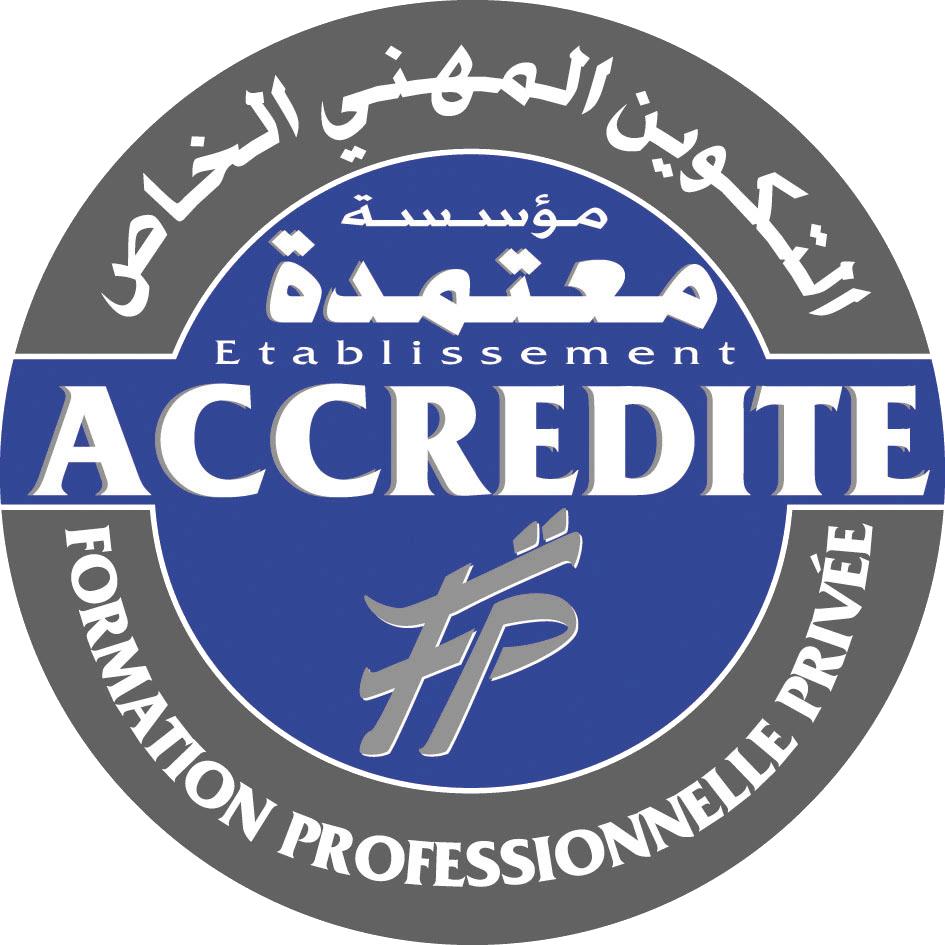 école formation professionnelle accréditée Casablanca